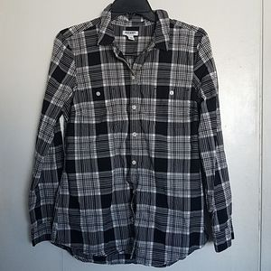 Old Navy Plaid Fleece